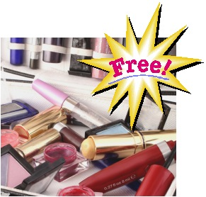Free makeup samples by mail